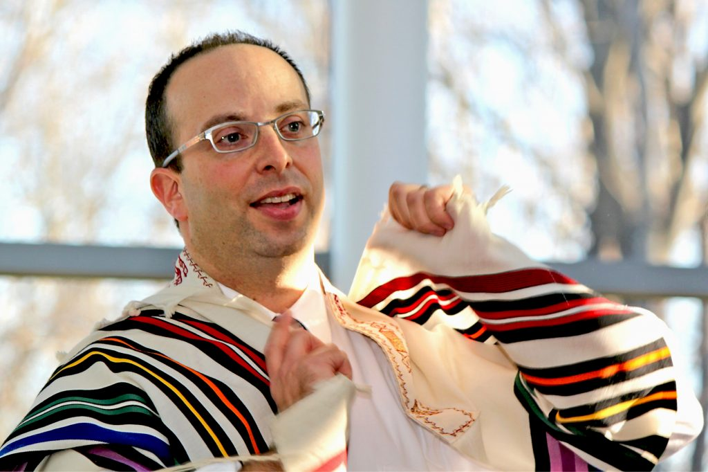 Rabbi Michael Silbert