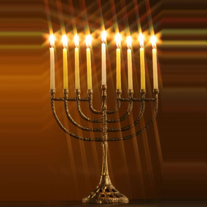 The Night of 59 Menorahs